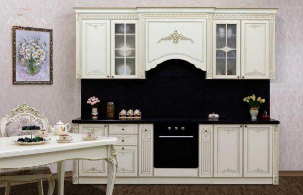 кухонный гарнитур астория