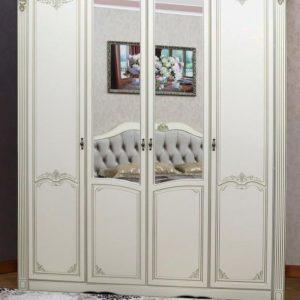 шкаф четырехдверный